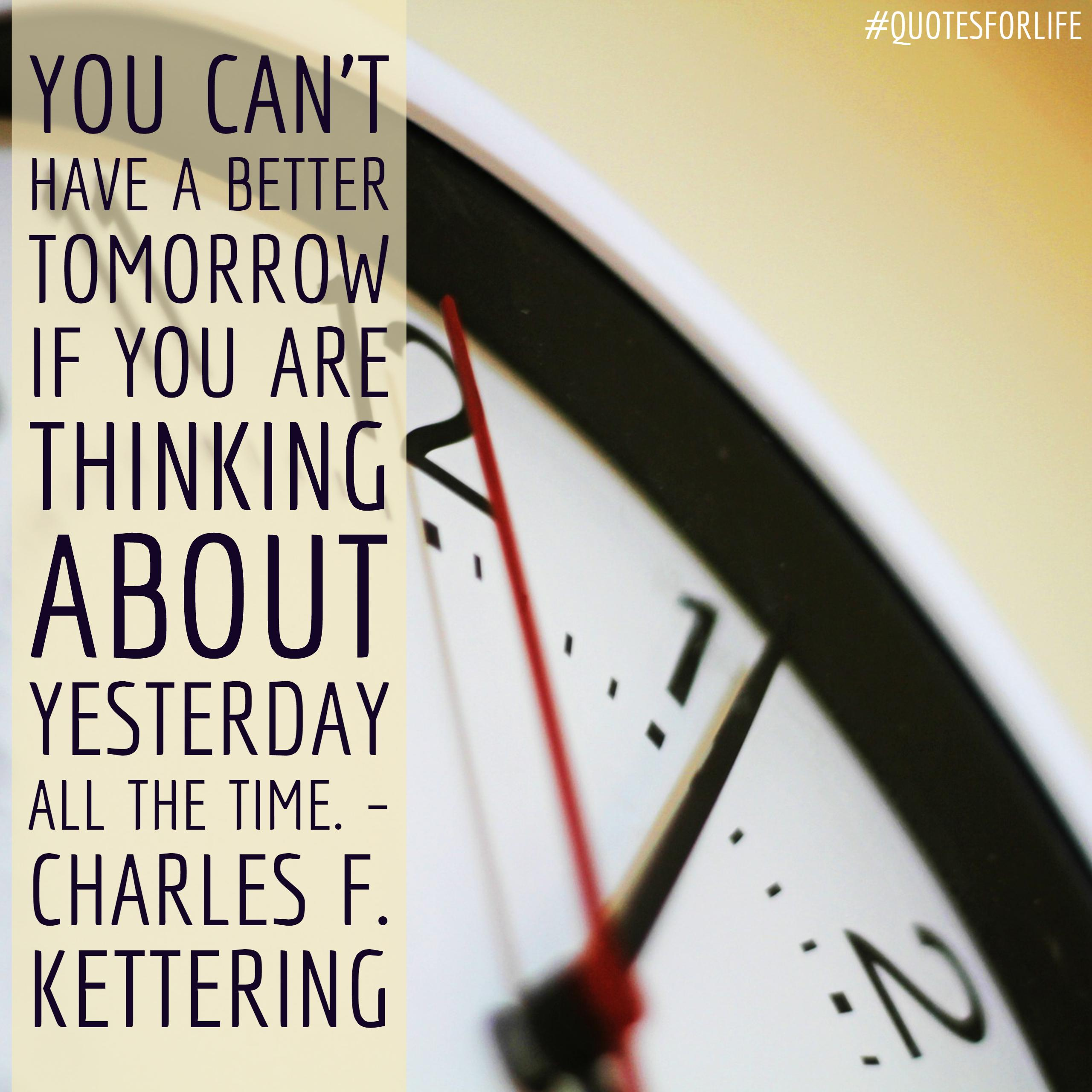 Charles F Kettering