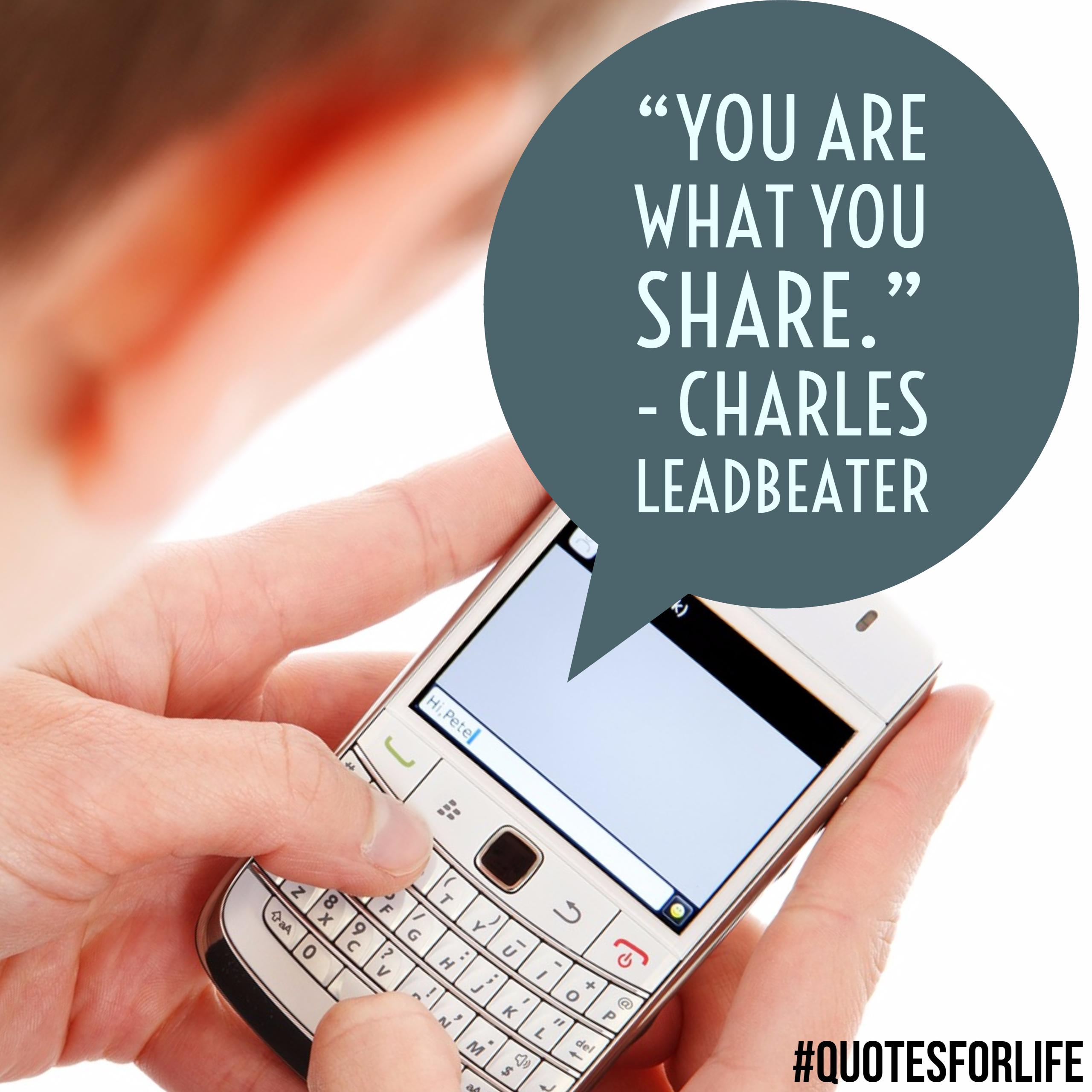 Charles Leadbeater