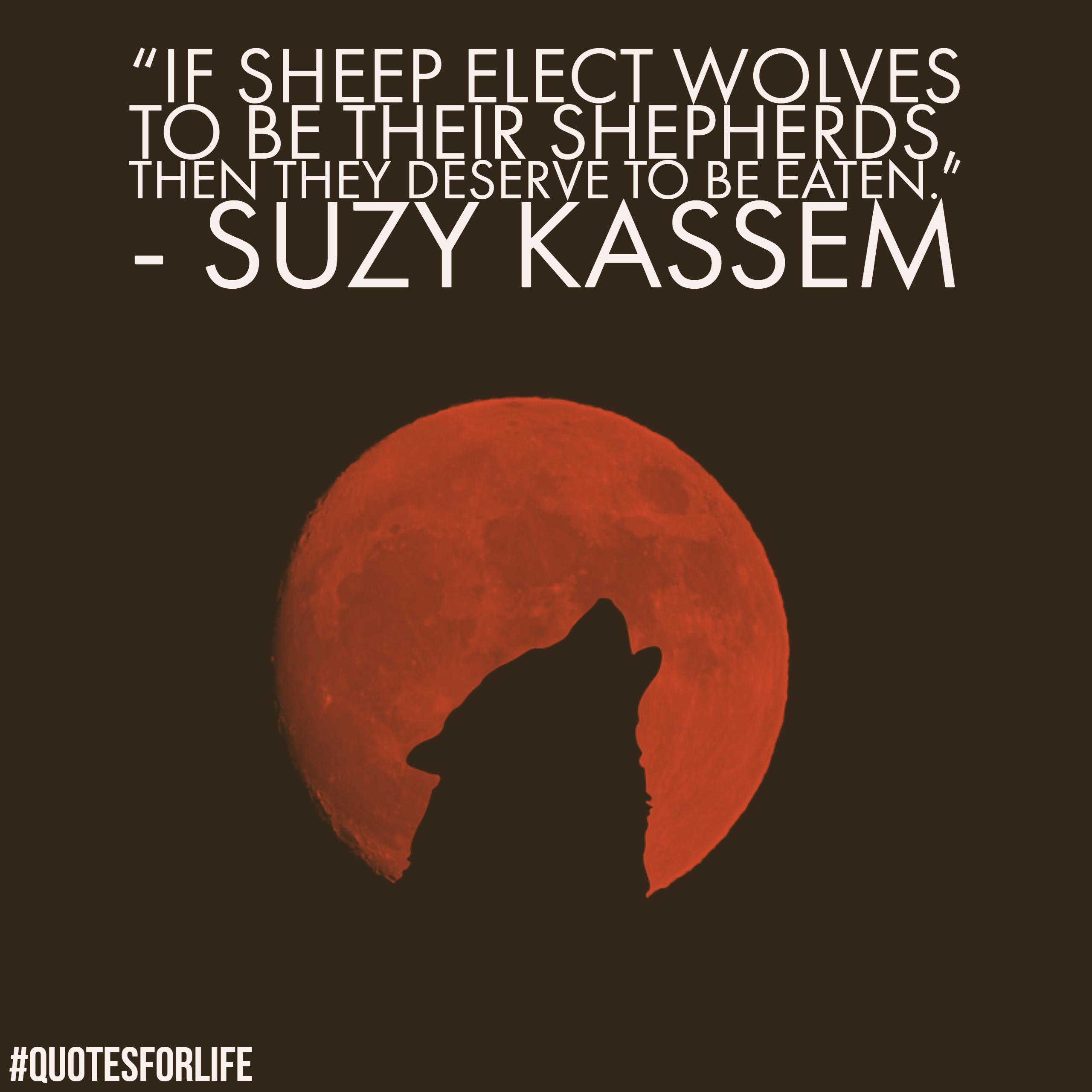 Suzy Kassem