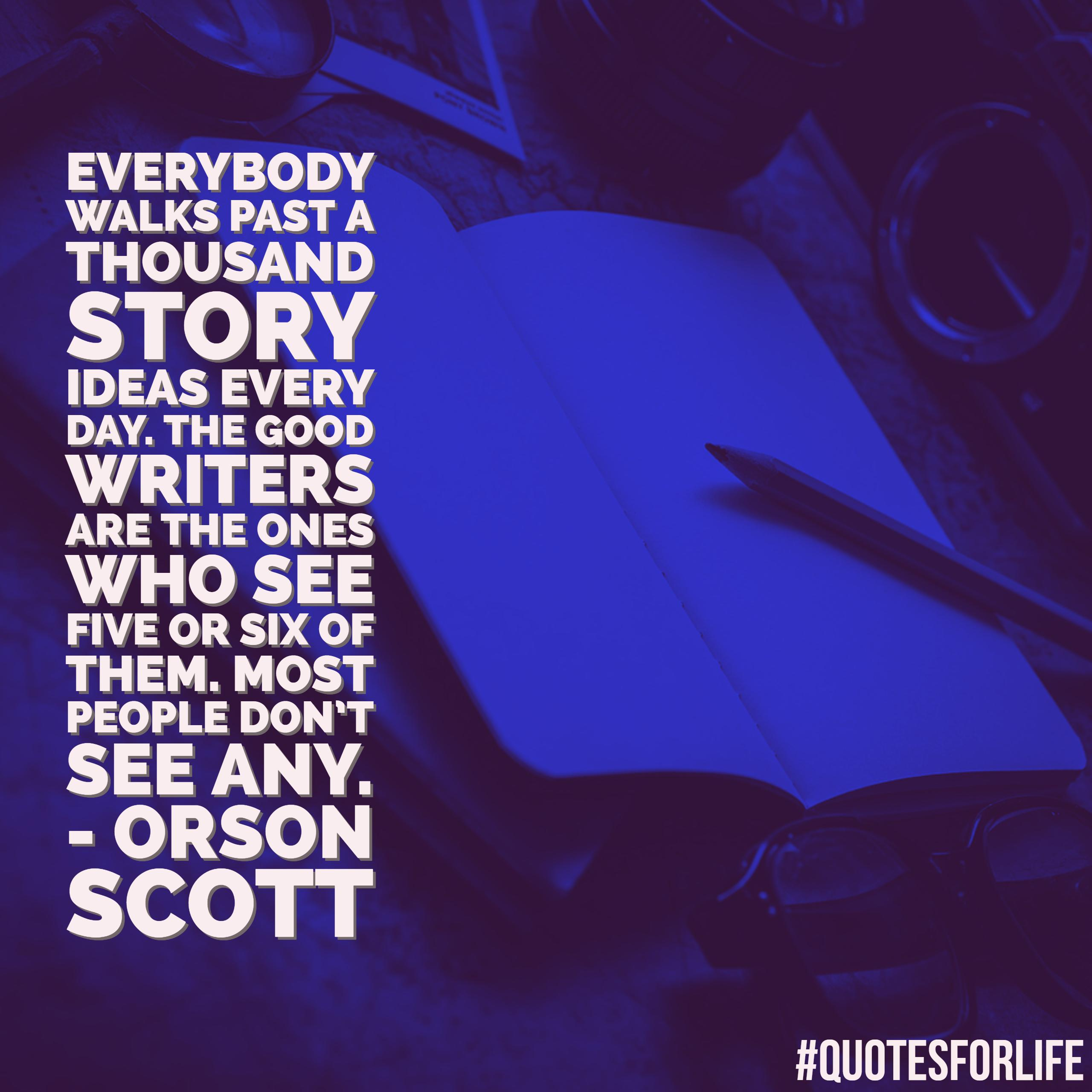 Orson Scott